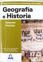 practicas-oposicion-Geografía-historia. Volumen práctico. Profesores de enseñanza secundaria. Temario para la preparación de oposiciones.