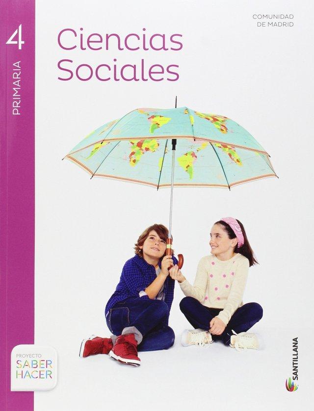 Libros De Texto De Ciencias Sociales Para Primaria Editorial Santillana Proyecto Saber Hacer