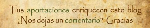 COMENTARIOS BLOG