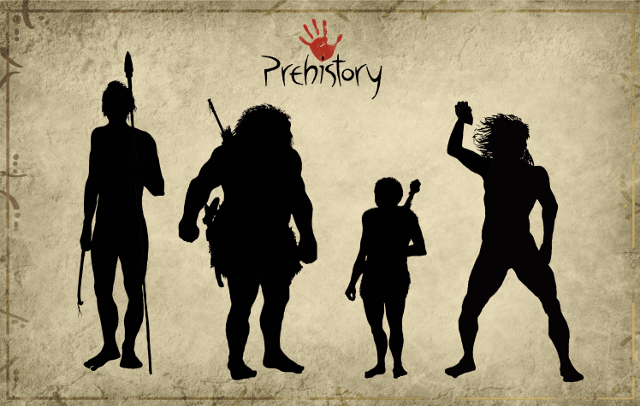 videojuegos y educacion historia prehistoria prehistory