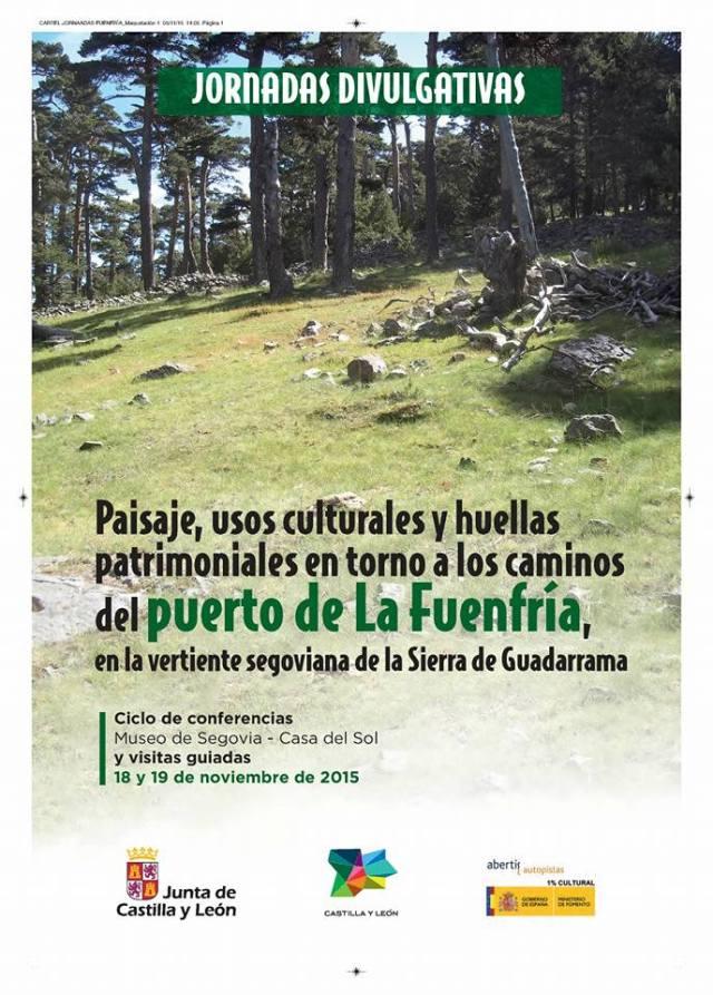 paisaje cultural puerto de la fuenfria patrimonio ambiental