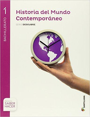 Libro de historia del mundo contemporaneo 1 bachillerato for Caracteristicas del contemporaneo