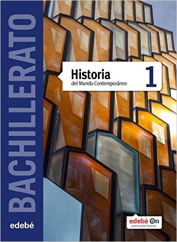 libro de bachillerato-historia-mundo-contemporaneo-1-bachillerato-edebe