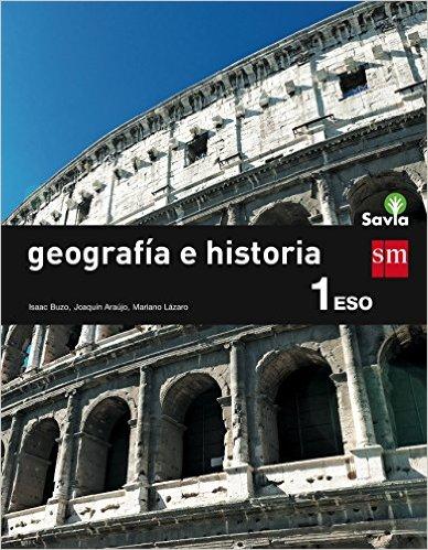 ciencias sociales geografia e historia 1 eso sm savia