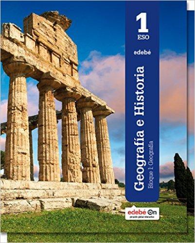 Libro De Texto Geograf U00eda E Historia 1 Eso Edeb U00e9