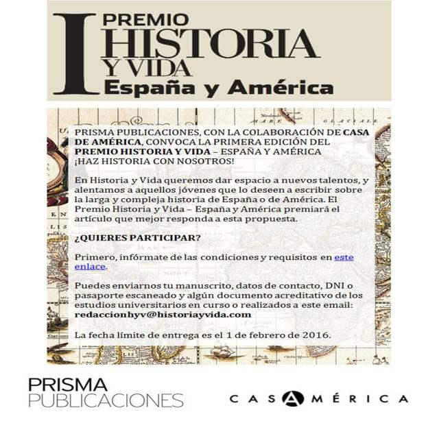 premio-investigacion-historica-historya-y-vida-españa-y-america