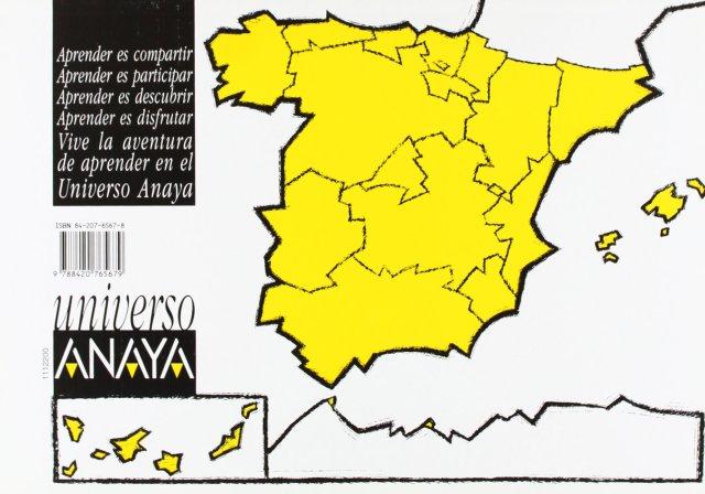 Mapas-mudos-España-educacion-primaria-3-ciclo-ciencias-sociales