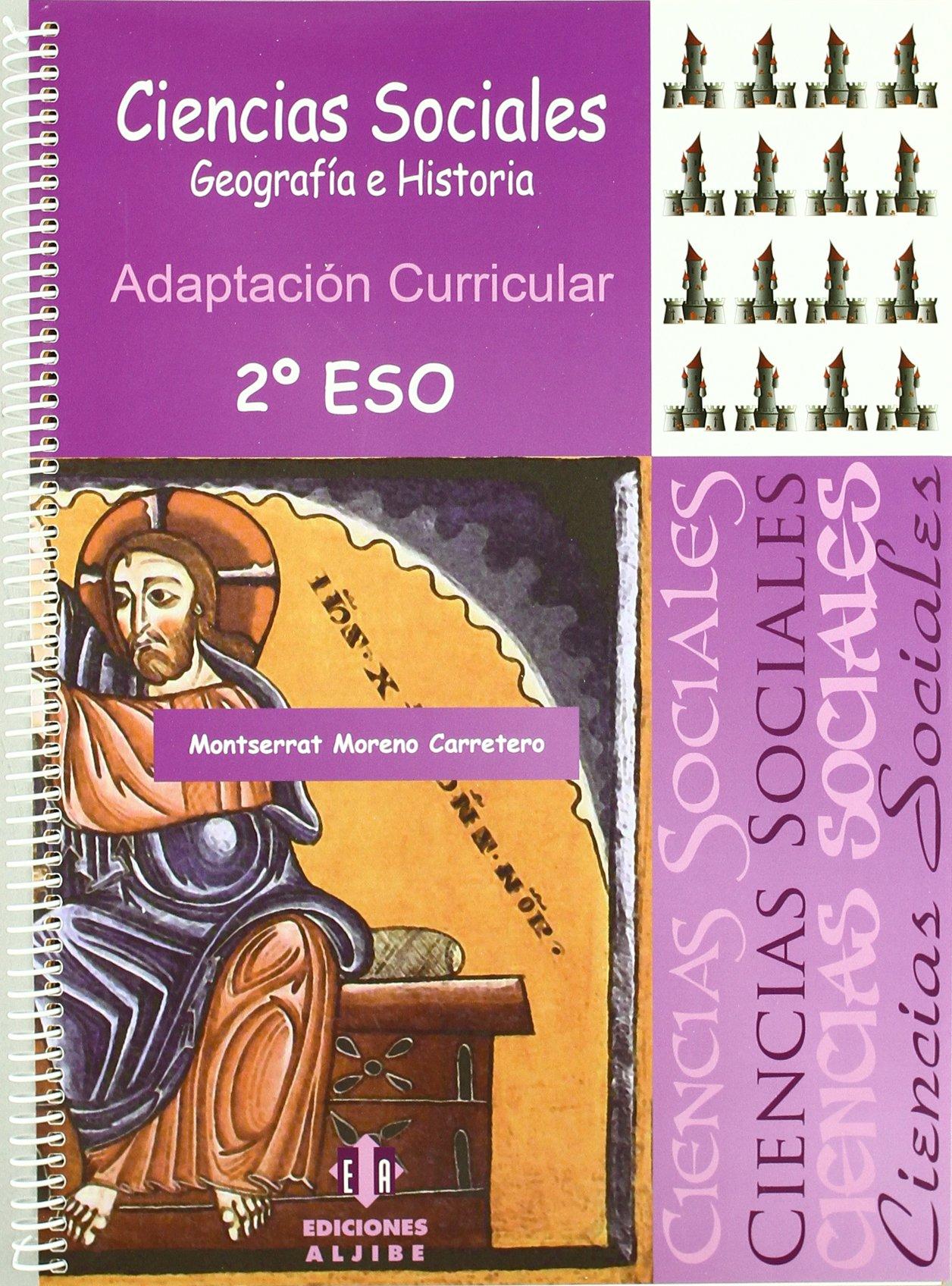 adaptación-curricular-ciencias-sociales-geografia-historia-2-eso-secundaria-montserrat-moreno-carretero