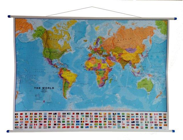 Mapas mudos cuadros y l minas para aprender descubrir y for Mundial decor international nv
