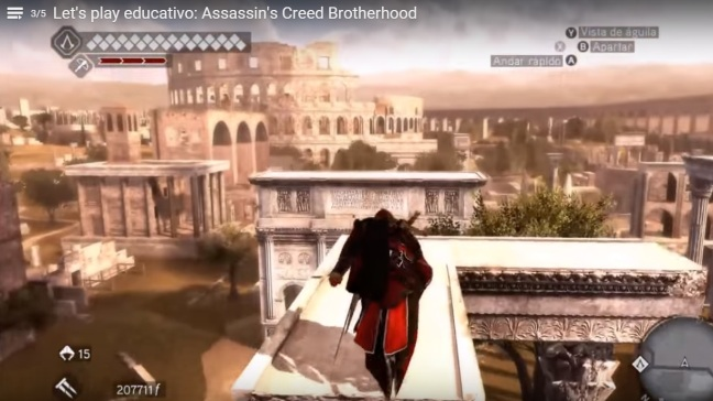 gameplay assassins creed brotherhood