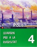 Nou Polis 4 Quadern Diversitat (Catalán) Tapa blanda – 29 nov 2013 de S.A. Ediciones Vicens Vives