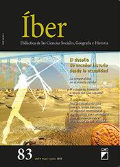 REVISTA IBER GRAO Más allá del presente: el desafío de enseñar historia desde la actualidad Núm.083 - Abril, Mayo, Junio 2016