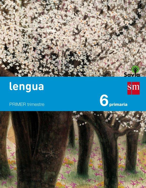 ISBN-13: 978-8467575668 Lengua. 6 Primaria. Savia Tapa blanda – 1 may 2015 de Araceli Calzado Roldán (Autor), María Duque Hernández (Autor), Paloma Jover Gómez Ferrer (Autor), María Luisa Merchán Moreno