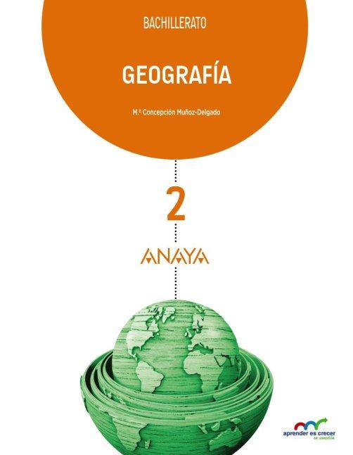 Libro de texto Geografía. (Aprender es crecer en conexión) Tapa blanda – 24 ago 2016 de Mª Concepción Muñoz-Delgado y Mérida