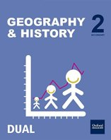 Pack-Inicia-Dual-Geography-And-History-Student's-Book - 2º-ESO-oxford