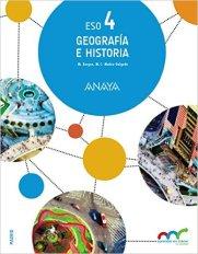 Geografía e Historia 4. (Aprender es crecer en conexión)
