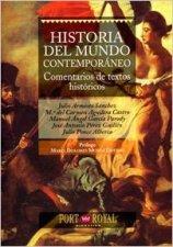 Historia del mundo contemporaneo: comentarios de textos historicos Tapa blanda – 1 may 1999 de Jesús María, Celso ALMUIÑA, Juan HELGUERA y otros.- PALOMARES (Autor)