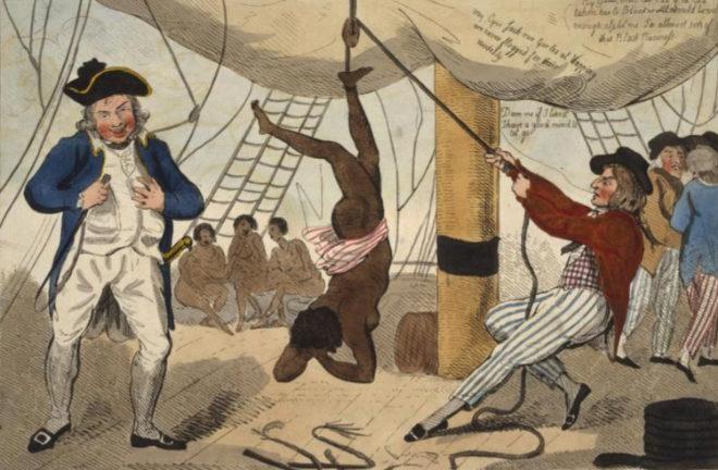 esclavitud-africana-Europa-siglo-XVIII